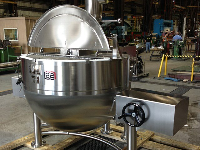 Standard and Steam Jacketed Kettle photos | Lee Industries
